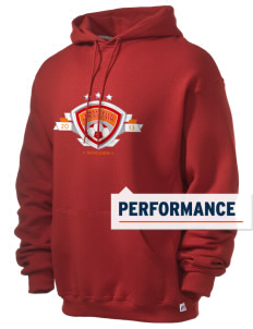 Armenia Soccer Russell Men's Dri-Power Hooded Sweatshirt