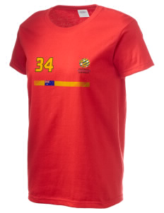 Australia Soccer Women's 6.1 oz Ultra Cotton T-Shirt