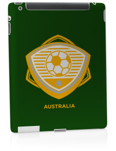 Australia Soccer Apple iPad 2 Skin
