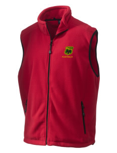 Australia Soccer Embroidered Unisex Wintercept Fleece Vest