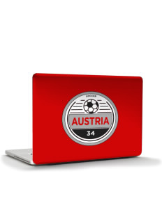 "Austria Soccer Apple MacBook Air 13"" Skin"