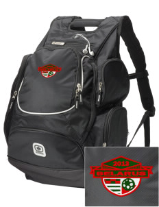 Belarus Soccer  Embroidered OGIO Bounty Hunter Backpack