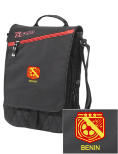 Benin Soccer Embroidered OGIO Module Sleeve for Tablets