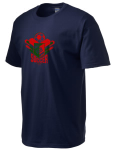 British Virgin Islands Soccer Ultra Cotton T-Shirt