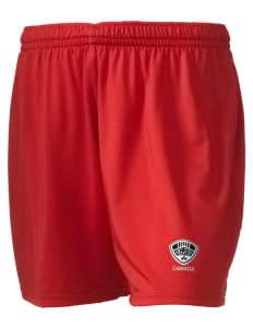 "Canada Soccer Embroidered Holloway Women's Performance Shorts, 5"" Inseam"