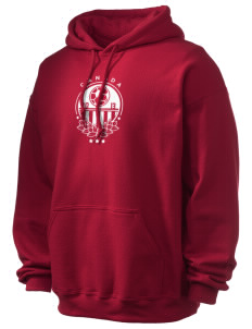 Canada Soccer Ultra Blend 50/50 Hooded Sweatshirt