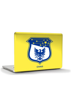 "Chad Soccer Apple Macbook Pro 17"" (2008 Model) Skin"