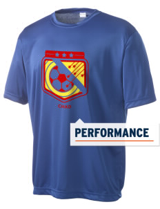 Chad Soccer Men's Competitor Performance T-Shirt