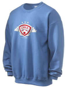 Chile Soccer Ultra Blend 50/50 Crewneck Sweatshirt