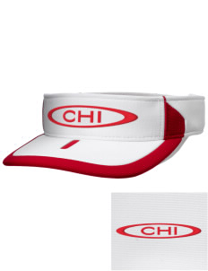 Chile Soccer Embroidered M2 Sideline Adjustable Visor