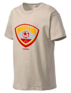 China Soccer Kid's Essential T-Shirt
