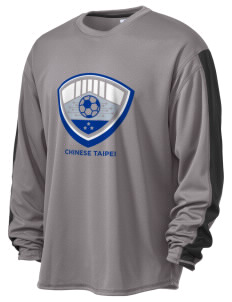Chinese Taipei Soccer  Russell Men's Long Sleeve Everyday Performance T-Shirt