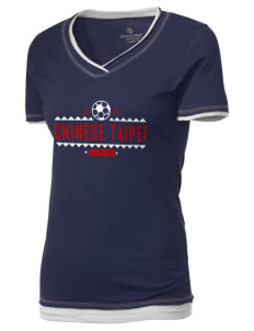 Chinese Taipei Soccer Holloway Women's Dream T-Shirt