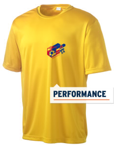 Colombia Soccer Men's Competitor Performance T-Shirt
