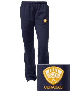 Curacao Soccer Embroidered Women's Tricot Track Pants