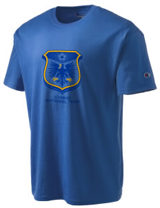 Cyprus Soccer Champion Men's Tagless T-Shirt