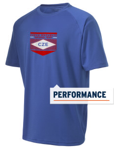 Czech Republic Soccer Men's Ultimate Performance T-Shirt