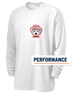 Lebanon Soccer Men's Ultimate Performance Long Sleeve T-Shirt