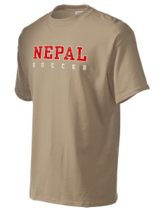 Nepal Soccer Men's Essential T-Shirt