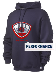 New Zealand Soccer Russell Men's Dri-Power Hooded Sweatshirt