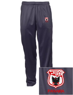 Panama Soccer Embroidered Men's Tricot Track Pants