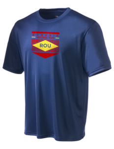 Romania Soccer Champion Men's Wicking T-Shirt
