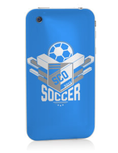 Scotland Soccer Apple iPhone 3G/ 3GS Skin