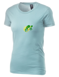 Senegal Soccer Alternative Women's Basic Crew T-Shirt