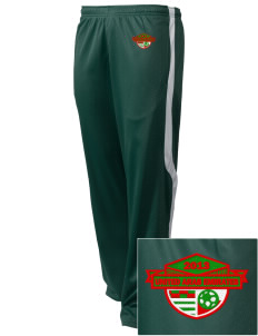 United Arab Emirates Soccer Embroidered Holloway Men's Tricotex Warm Up Pants