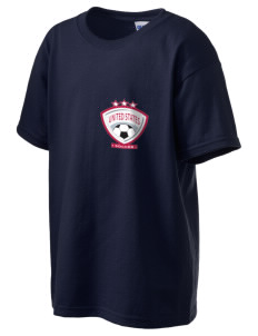 United States Soccer Kid's 6.1 oz Ultra Cotton T-Shirt