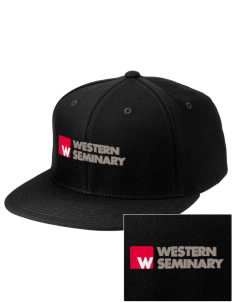 Western Seminary Est. 1927 Embroidered Diamond Series Fitted Cap