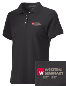 Western Seminary Est. 1927 Embroidered Women's Performance Plus Pique Polo