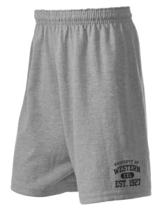 Western Seminary Est. 1927  Russell Kid's Cotton Short