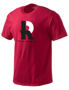Rose-Hulman Institute of Technology Engineer Athletics Hanes Men's T-Shirt