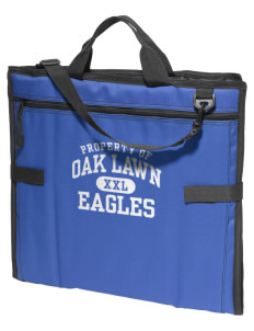 Oak Lawn Elementary School Eagles Stadium Seat