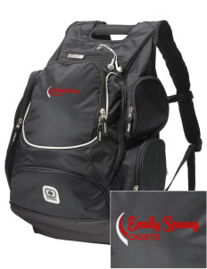Emily Spong Elementary School Cadets  Embroidered OGIO Bounty Hunter Backpack