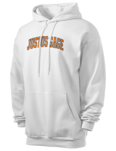 Justus Gage Elementary School Chiefains Men's 7.8 oz Lightweight Hooded Sweatshirt