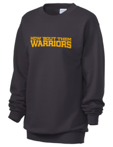 Downtown Middle School Warriors Unisex 7.8 oz Lightweight Crewneck Sweatshirt