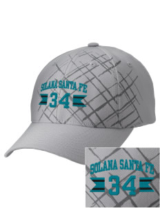 Solana Santa Fe Elementary School Coyotes Embroidered Mixed Media Cap