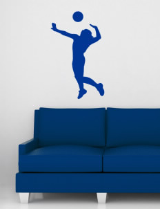 "Gowanda School Panthers Wall Silhouette Decal 20"" x 32"""