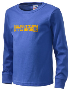 Mount Erie Christian Academy Little Angels  Kid's Long Sleeve T-Shirt