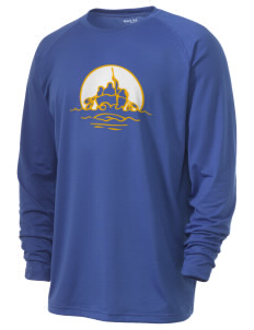 Barrow High School Whalers Men's Ultimate Performance Long Sleeve T-Shirt