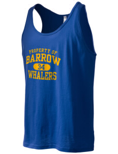 Barrow High School Whalers Men's Jersey Tank