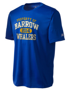 Barrow High School Whalers Men's New Balance Ndurance Athletic T-Shirt