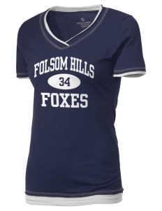 Folsom Hills Elementary School Foxes Holloway Women's Dream T-Shirt