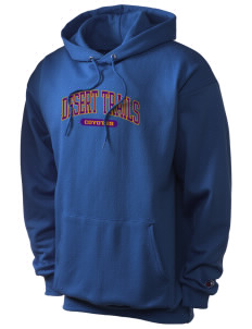 Desert Trails Elementary School Coyotes Champion Men's Hooded Sweatshirt