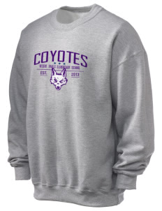 Desert Trails Elementary School Coyotes Ultra Blend 50/50 Crewneck Sweatshirt