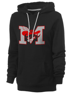 A.B. Miller High School Rebels Women's Core Fleece Hooded Sweatshirt