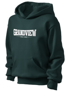Grandview Elementary School Grizzly Bears Kid's Hooded Sweatshirt