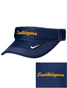 Fremont Middle School Trailblazers Embroidered Nike Golf Dri-Fit Swoosh Visor